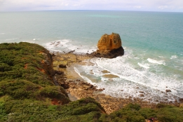 Split Rock at Aireys Inlet